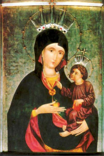 Obraz Matki Bożej wywieziony do Opola