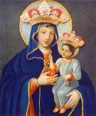 Obraz Matki Bożej Piekarskiej
