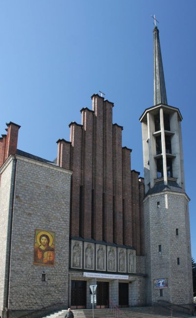 Sanktuarium Św. Antoniego w Jaśle